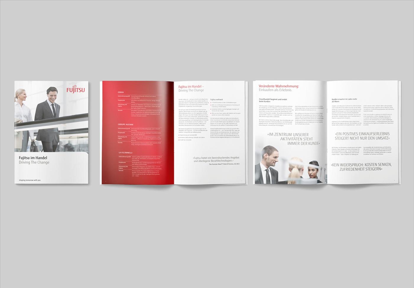 Imagebroschüre Europa: DE und EN – Art Direktion, Konzept, Grafik und Umsetzung