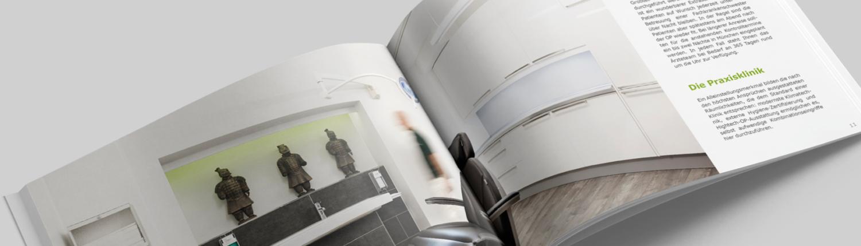 aesthetic and soul Dr. Neumann & Dr. Thieme GbR: Imagebroschüre- 40 Seiten – hochwertiges Naturpapier